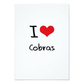 I love Cobras Announcements