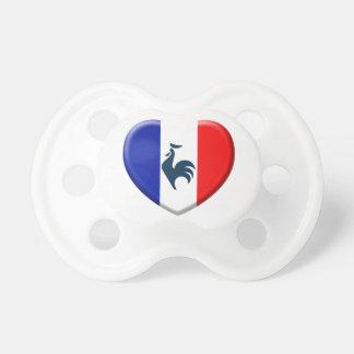 I love cock France flag Dummy