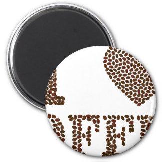 I Love Coffee Magnet