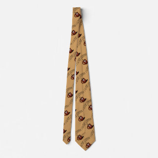 I love coffee tie