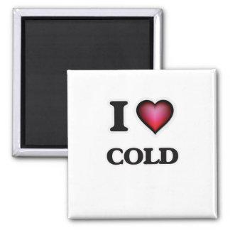 I love Cold Magnet