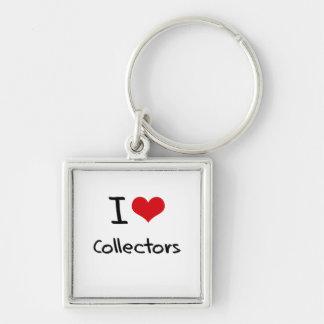I love Collectors Key Chain