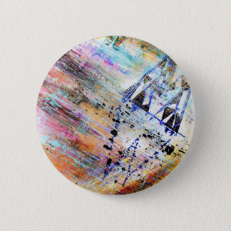 I Love Cologne cathedral 6 Cm Round Badge