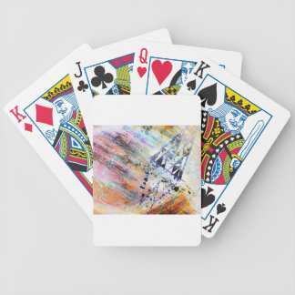 I Love Cologne cathedral Bicycle Playing Cards