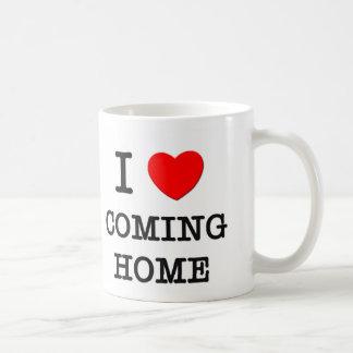 I Love Coming Home Mug