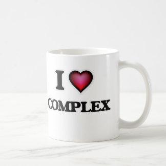 I love Complex Coffee Mug