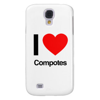 i love compotes galaxy s4 covers
