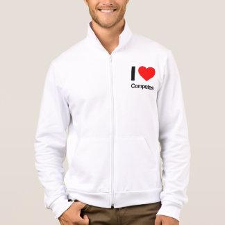 i love compotes jacket