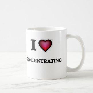 I love Concentrating Coffee Mug