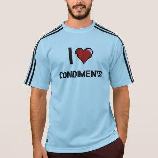 I Love Condiments Tshirts