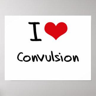 I love Convulsion Posters