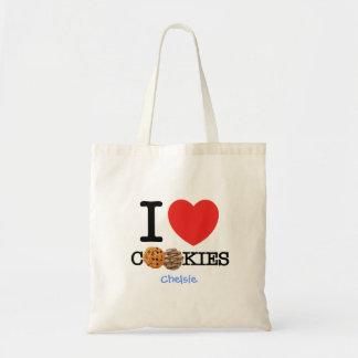 I Love Cookies Bags