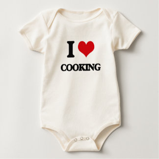 I love Cooking Baby Creeper