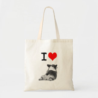 I love Corgi Butts Tote Bag