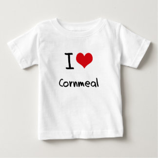 I love Cornmeal Baby T-Shirt