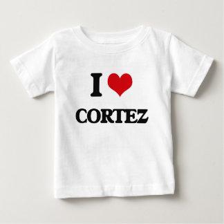 I Love Cortez Tee Shirt