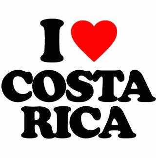 I LOVE COSTA RICA PHOTO SCULPTURE