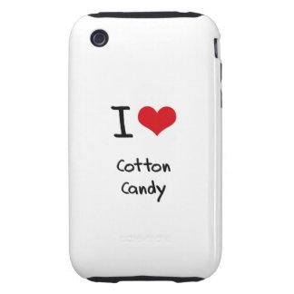 I love Cotton Candy Tough iPhone 3 Case