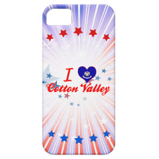 I Love Cotton Valley, Louisiana iPhone 5 Covers