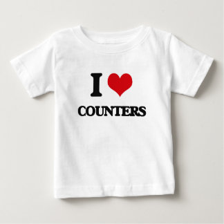 I love Counters Tshirts