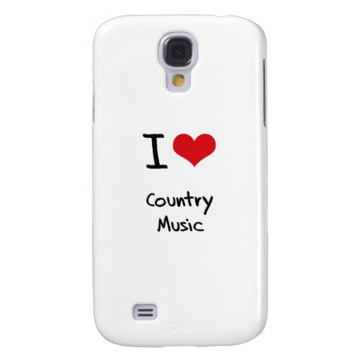 I love Country Music HTC Vivid Cases