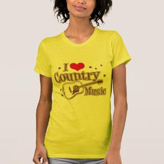 I Love Country Music Tshirt