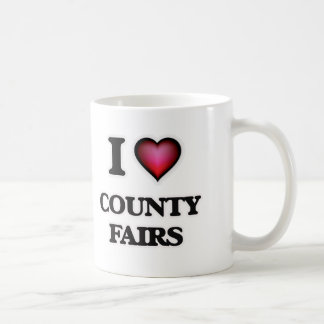 I love County Fairs Coffee Mug