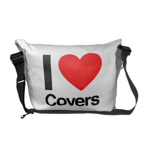 i love covers courier bags