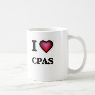I love Cpas Coffee Mug