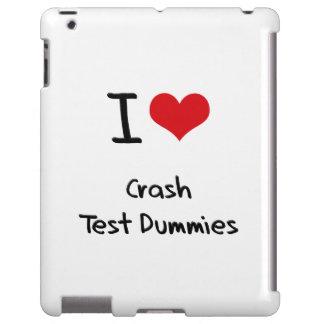 I love Crash Test Dummies