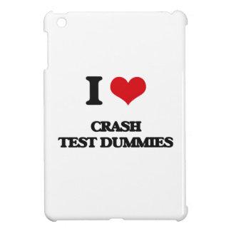 I love Crash Test Dummies Case For The iPad Mini