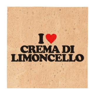 I LOVE CREMA DI LIMONCELLO COASTER