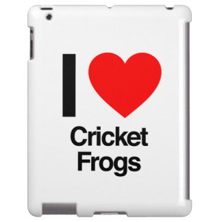 i love cricket frogs