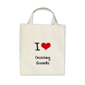 I love Crossing Guards Bags