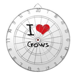I love Crows Dart Boards