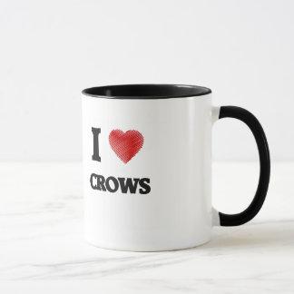 I love Crows Mug