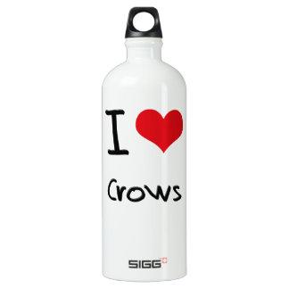 I love Crows SIGG Traveller 1.0L Water Bottle