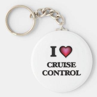 I love Cruise Control Key Ring