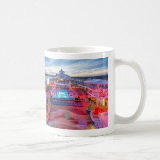 I LOVE CRUISING MUG-DOUBLE SIDED PRINTING! COFFEE MUG