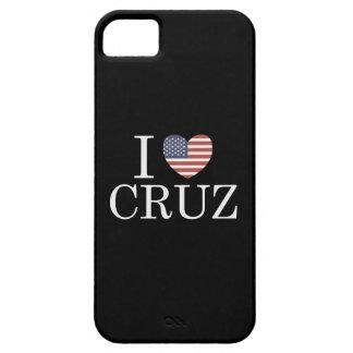 I Love Cruz iPhone 5 Covers
