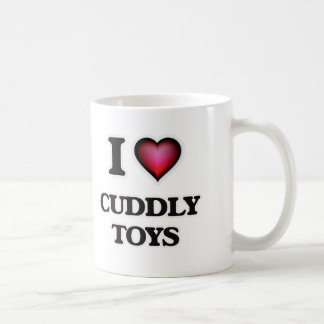 I love Cuddly Toys Coffee Mug