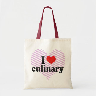 I Love culinary Bag