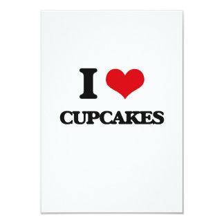 I love Cupcakes Invite