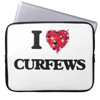 I love Curfews Computer Sleeve