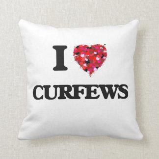 I love Curfews Cushion