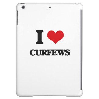 I love Curfews Case For iPad Air