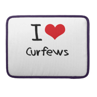 I love Curfews Sleeves For MacBook Pro