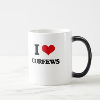 I love Curfews Mugs
