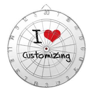 I love Customizing Dart Board