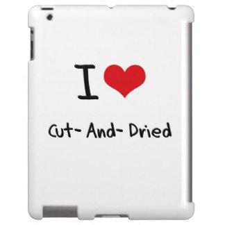 I love Cut-And-Dried